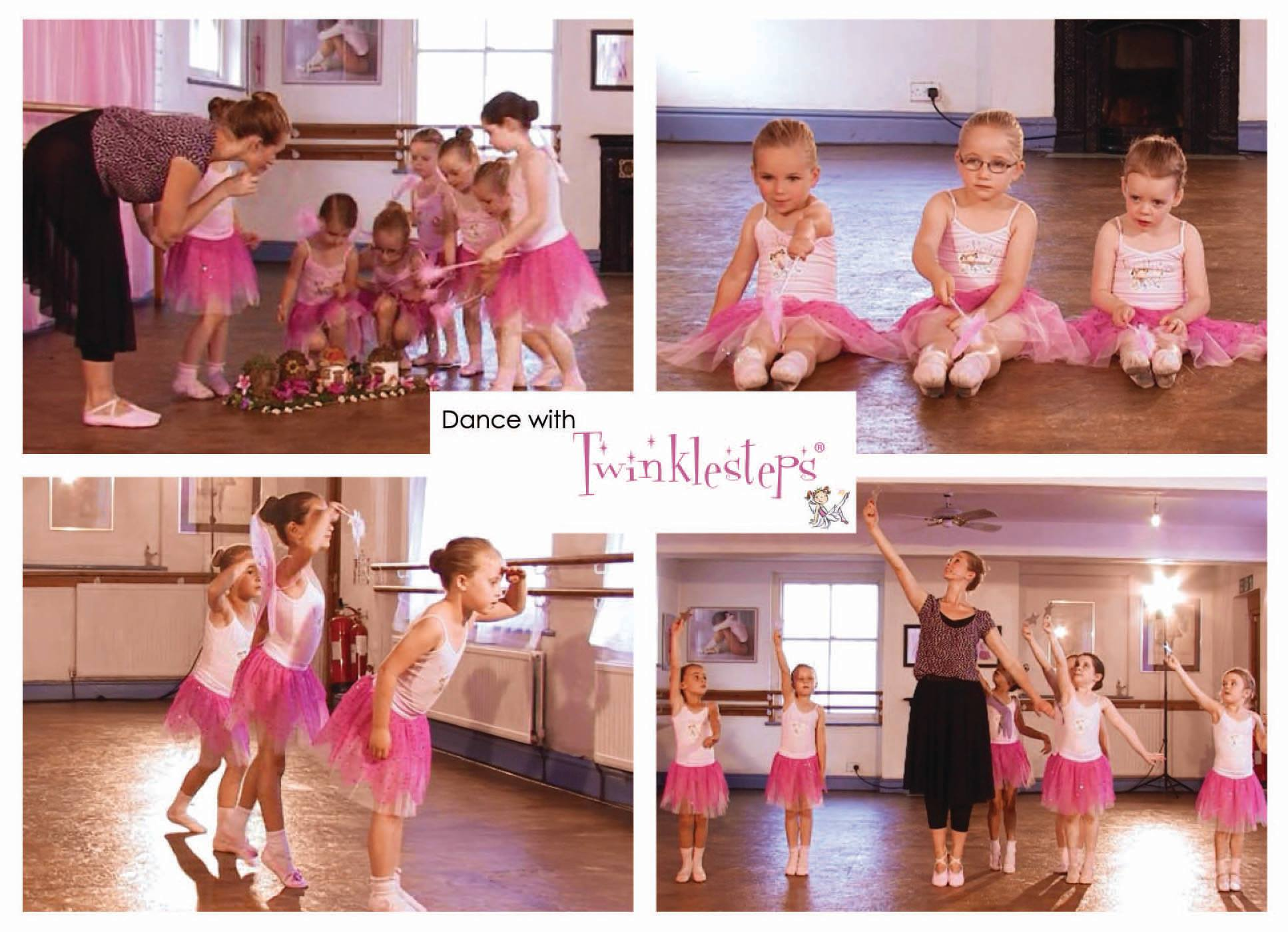 Dance with Twinklesteps
