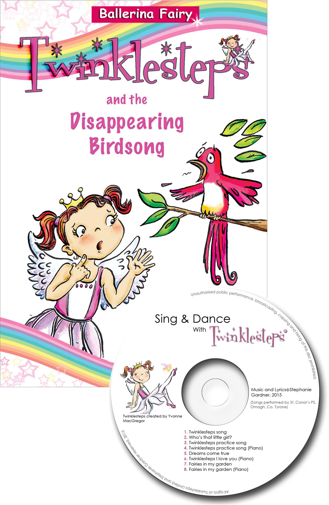 Ballet Story Book & CD